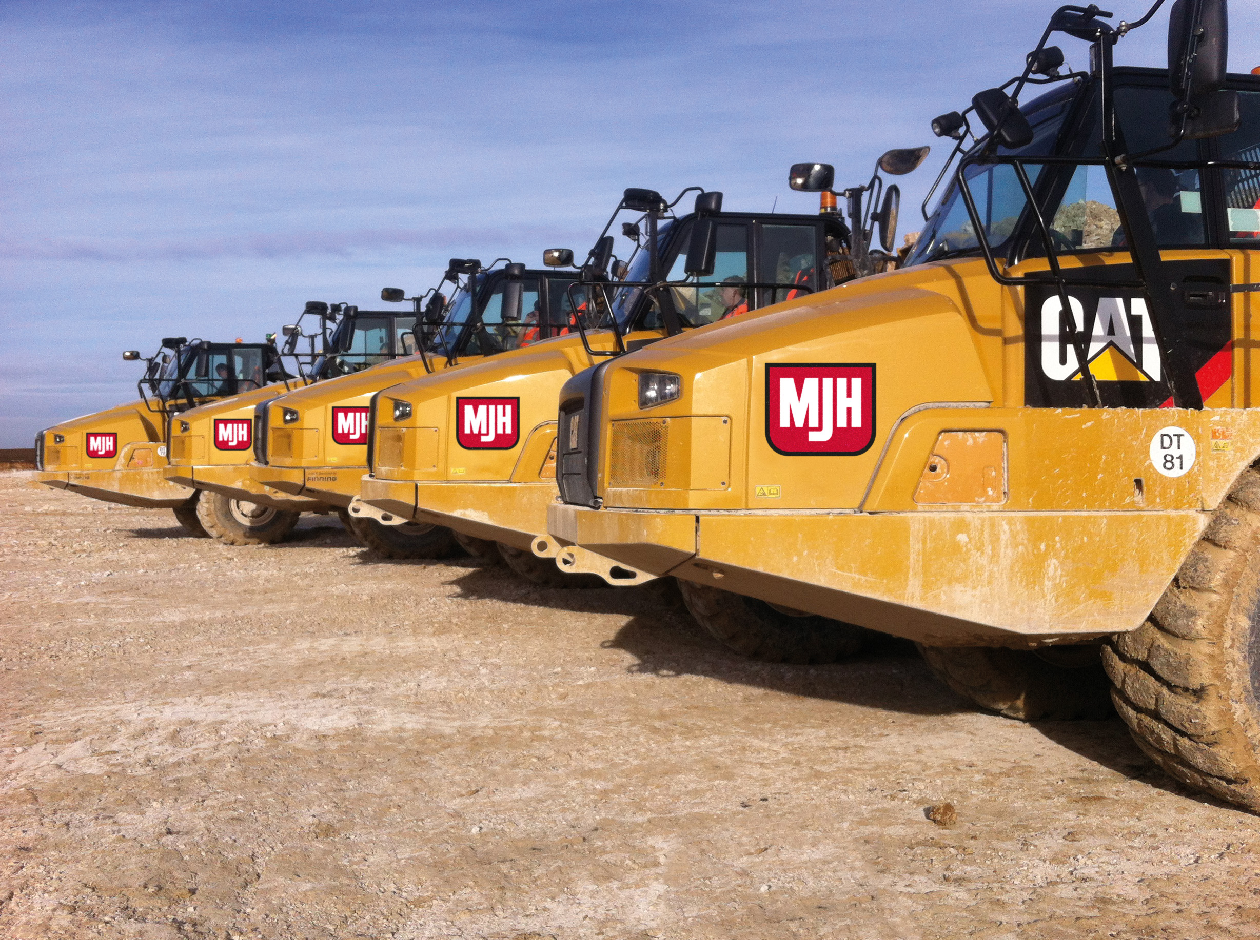 MJ Hickey Plant Hire & Contracts